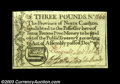 Colonial Notes:North Carolina, North Carolina December 1771 L3 About New. Extremely well ...