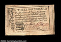Colonial Notes:North Carolina, North Carolina December 1771 L3 Choice Very Fine. ...