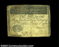Colonial Notes:North Carolina, North Carolina April 2, 1776 $10 Very Fine. A very nice ...