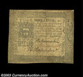 Colonial Notes:Pennsylvania, Pennsylvania March 20, 1773 4s Very Fine. A solid, problem-...
