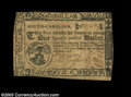 Colonial Notes:South Carolina, South Carolina December 23, 1776 $1 Extremely Fine. Yet ...