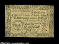 Colonial Notes:South Carolina, South Carolina December 23, 1776 $2 Extremely Fine. More ...