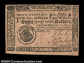 Colonial Notes:South Carolina, South Carolina December 23, 1776 $8 Extremely Fine. A ...