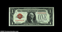 Fr. 1500 $1 1928 Legal Tender. CGA Gem Uncirculated 66. This well centered Gem bears the two-digit serial number 32, and...