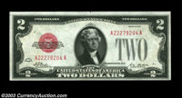 Fr. 1501 $2 1928 Legal Tender. Choice Crisp Uncirculated