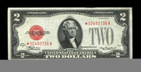Fr. 1505* $2 1928D Legal Tender. Choice Crisp Uncirculated. An attractive and well centered example of this tough star w...