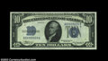 Small Size:Silver Certificates, Fr. 1701 $10 1934 Silver Certificate. Superb Gem ...