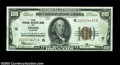 Fr. 1890-G $100 1929 Federal Reserve Bank Note. Choice Crisp Uncirculated. Consecutive to the last and just a hair of fa...
