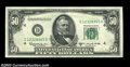 Fr. 2111-D $50 1950D Federal Reserve Note. Gem Crisp Uncirculated. Perfectly centered and pack fresh