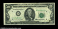 Small Size:Federal Reserve Notes, Fr. 2160-D* 1950C Federal Reserve Note. CGA Choice ...