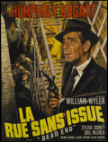 "Movie Posters:Crime, Dead End (United Artists, R-1960s). French Petite (22.5"" X 30"").Crime...."