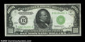 Fr. 2211-B $1,000 1934 Federal Reserve Note. CGA Gem Uncirculated 65. A lovely, brightly colored Gem $1,000 with bright...
