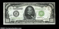Fr. 2211-B $1000 1934 Federal Reserve Note. Choice Crisp Uncirculated. Crackling fresh and fully original, but Choice du...