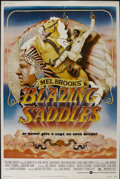 """Movie Posters:Comedy, Blazing Saddles (Warner Brothers, 1974). Poster (40"""" X 60""""). Comedy...."""