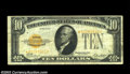 Fr. 2400* $10 1928 Gold Certificate. Fine++. An attractive star Gold with good color and absolutely no problems for the...