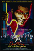 "Movie Posters:Rock and Roll, Chuck Berry: Hail! Hail! Rock 'n' Roll (Universal, 1987). One Sheet(26.5"" X 40""). Rock and Roll...."