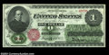 Large Size:Legal Tender Notes, Fr. 16 $1 1862 Legal Tender Superb Gem New. Incredible ...