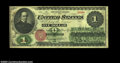 Large Size:Legal Tender Notes, Fr. 16 $1 1862 Legal Tender Very Fine-Extremely Fine. A ...