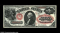 Large Size:Legal Tender Notes, Fr. 23 $1 1875 Series C Legal Tender Very Choice New. This ...