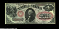 Large Size:Legal Tender Notes, Fr. 27 $1 1878 Legal Tender CGA Gem Uncirculated 67. Well ...
