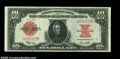 Large Size:Legal Tender Notes, Fr. 123 $10 1923 Legal Tender CGA Gem Uncirculated 66. ...