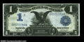 Large Size:Silver Certificates, Fr. 234 $1 1899 Silver Certificate Choice New. Perfectly ...
