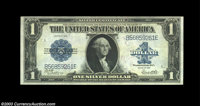 1923 $1 Signature Combination Set. A trio of Silver Certificates, Fr. 237, 238 and 239, Fine-Very Fine, Extremely Fine...