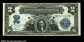 Large Size:Silver Certificates, Fr. 258 $2 1899 Silver Certificate Choice About New. Good ...