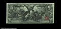 Large Size:Silver Certificates, Fr. 268 $5 1896 Silver Certificate Superb Gem New. One of ...