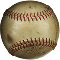 Autographs:Baseballs, 1949 Brooklyn Dodgers Team Signed Baseball . The ONL (Frick)baseball is signed by members of the 1949 Brooklyn Dodgers. Th...
