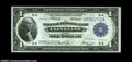 Large Size:Federal Reserve Bank Notes, Fr. 720 $1 1918 Federal Reserve Bank Note About New. ...