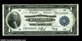 Fr. 735 $1 1918 Federal Reserve Bank Note Extremely Fine. This is the only rare $1 Federal Reserve Bank Note. Although t...