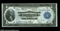 Fr. 736 $1 1918 Federal Reserve Bank Note Gem New. A real beauty, with deep original embossing, flashy bright color and...