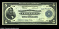 Large Size:Federal Reserve Bank Notes, Fr. 787 $5 Federal Reserve Bank Note About New. Not very ...