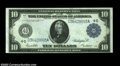 Large Size:Federal Reserve Notes, Fr. 919a $10 1914 Federal Reserve Note Choice New. Good ...
