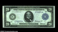 Fr. 996 $20 1914 Federal Reserve Note Very Choice New. A very nice Minneapolis District Twenty, with good paper original...