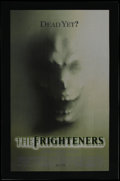 "Movie Posters:Horror, The Frighteners (Universal, 1996). Lenticular One Sheet (26.5"" X40""). Horror...."