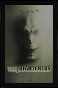 "The Frighteners (Universal, 1996). Lenticular One Sheet (26.5"" X 40""). Horror"