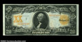 Large Size:Gold Certificates, Fr. 1186 $20 1906 Gold Certificate Very Choice New. A well ...