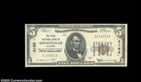 Birmingham, AL - $5 1929 Ty. 1 First NB of Birmingham Ch. # 3185 Not quite fresh enough for a higher grade, but a nice...