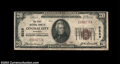 National Bank Notes:Kentucky, Central City, KY - $20 1929 Ty. 1 The First NB Ch. # ...