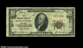 National Bank Notes:Kentucky, Hustonville, KY - $10 1929 Ty. 1 NB of Hustonville Ch. ...