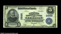 National Bank Notes:Kentucky, Lebanon, KY - $5 1902 Plain Back Fr. 600 Citizens NB of ...
