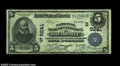 National Bank Notes:Kentucky, Louisville, KY - $5 1902 Date Back Fr. 592 NB of ...