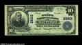 National Bank Notes:Kentucky, Maysville, KY - $10 1902 Plain Back Fr. 634 State NB of ...