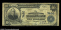 National Bank Notes:Kentucky, Morganfield, KY - $10 1902 Plain Back Fr. 624