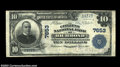 National Bank Notes:Kentucky, Richmond, KY - $10 1902 Plain Back Fr. 624 The Citizens ...