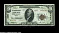 National Bank Notes:Maine, Lewiston, ME - $10 1929 Ty. 2 Manufacturers NB of ...