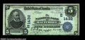 National Bank Notes:Maryland, Baltimore, MD - $5 1902 Date Back Fr. 590 The NB of ...