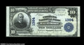 National Bank Notes:Maryland, A Pair of High Grade Baltimore Third Charter $10 Notes